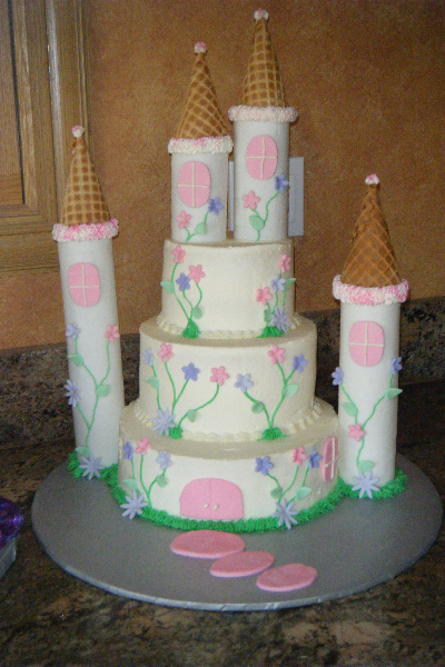 princess-fairy-castle-cake
